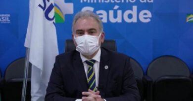 Queiroga diz que Brasil vai sair do mapa da pandemia até dezembro